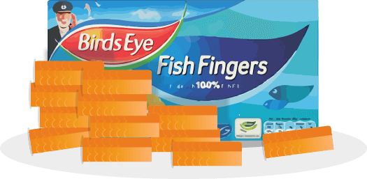 Fish fingers image