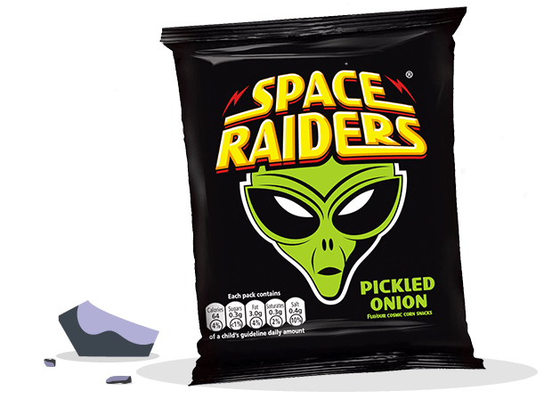 Space Raiders image