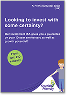 Looking to invest with some certainty? - female mailing pack