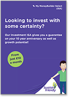 Looking to invest with some certainty? - male mailing pack